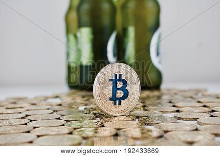 Gold Bitcoin Party