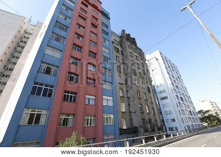 Buildings Near Minhocao