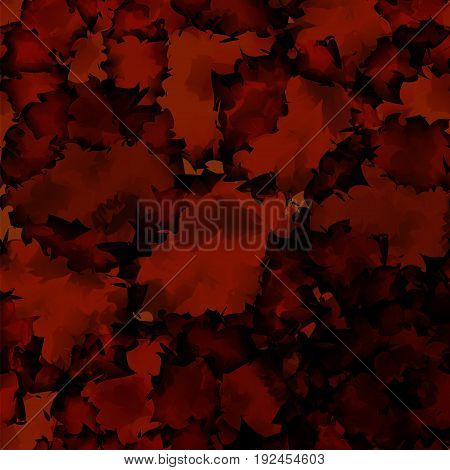 Dark Red Watercolor Texture Background. Divine Abstract Dark Red Watercolor Texture Pattern. Express
