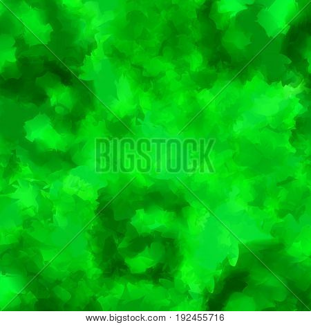 Green Watercolor Texture Background. Extraordinary Abstract Green Watercolor Texture Pattern. Expres