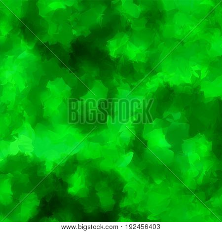 Green Watercolor Texture Background. Surprising Abstract Green Watercolor Texture Pattern. Expressiv