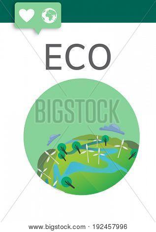 Eco Nature Consciousness