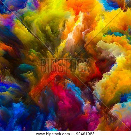 Metaphorical Virtual Canvas