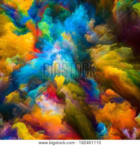 Exploding Virtual Canvas