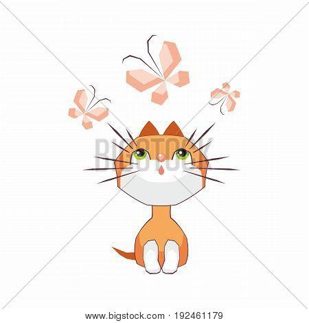 Cute Little Kitty.eps