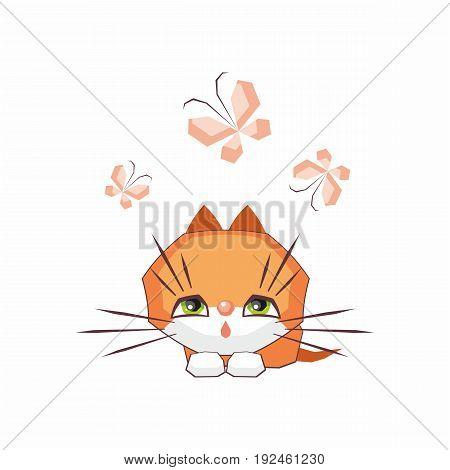 Little Funny Kitty.eps