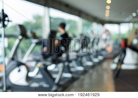 Fitness Gym Exercise Workout Sport Club Center