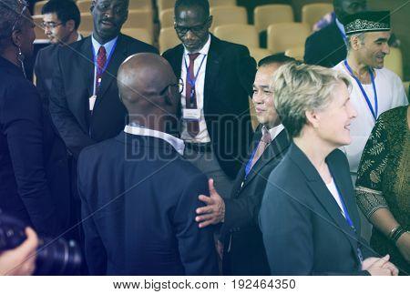 Diversity People Talk International Conference Partnership