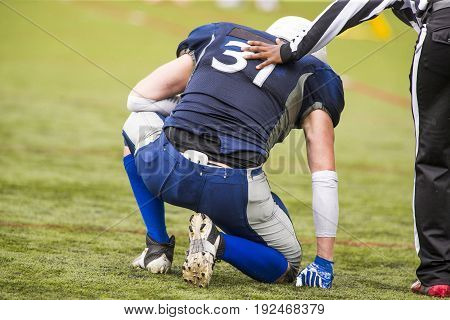 American Football - Best players in the game