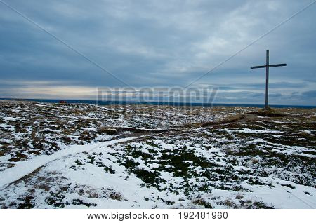 North of Norway, Finnmark, Situated at the northernmost part of continental Europe,