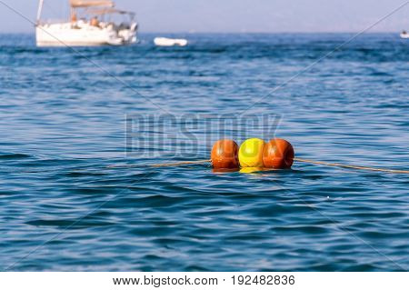 The Buoy In The Sea