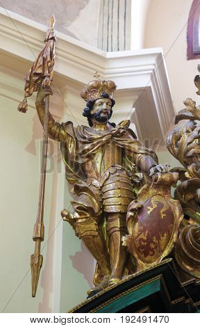 Holy Roman Emperor Ferdinand At Loreta, Prague