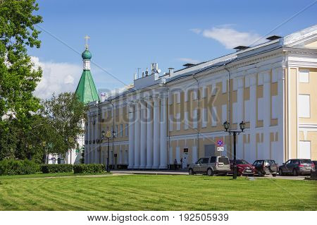 Building Of Nizhegorodaky State Academic Philharmonic Hall