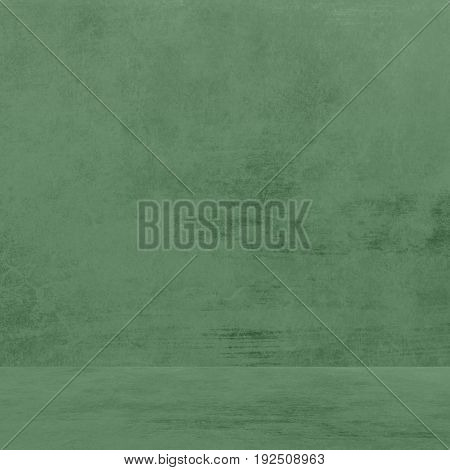 Designed grunge texture. Wall and floor interior background