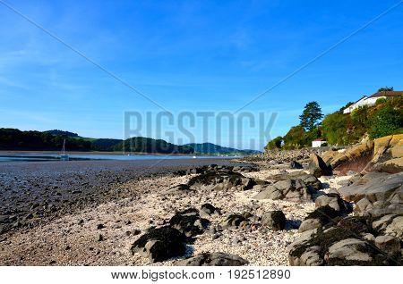 Urr Water, Kippford, Dumfries & Galloway, Scotland