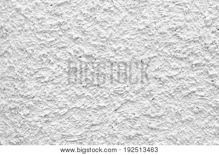White grey rough cement wall concrete texture backgrounds of grunge styled exterior wall building