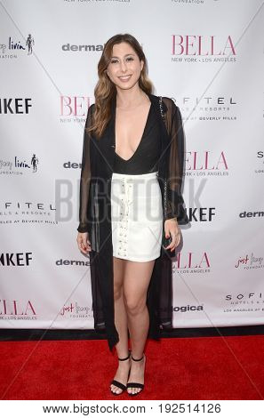LOS ANGELES - JUN 23:  Elizabeth Small at the BELLA Los Angeles Summer Issue Cover Launch Party at the Sofitel Hotel on June 23, 2017 in Los Angeles, CA