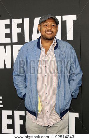 LOS ANGELES - JUN 22:  Omar Benson Miller at