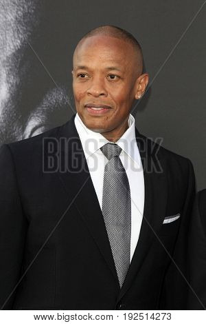 LOS ANGELES - JUN 22:  Dr Dre at