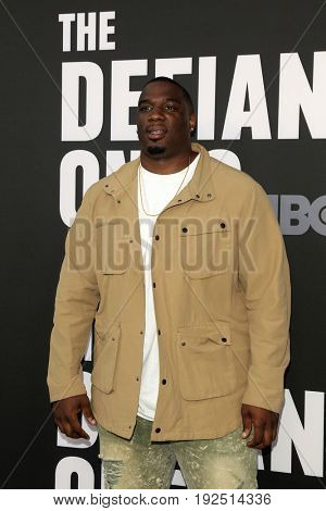 LOS ANGELES - JUN 22:  Donovan Carter at