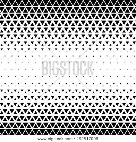 Abstract geometric hipster fashion design print triangle pattern. Stock vector