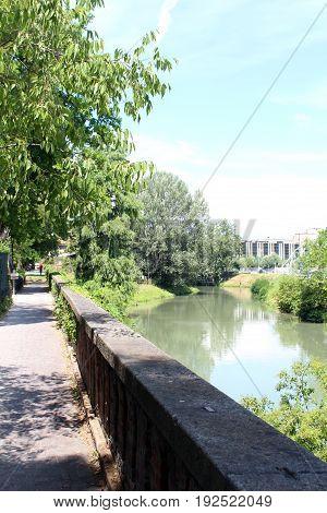 City View Of Padua, Italy