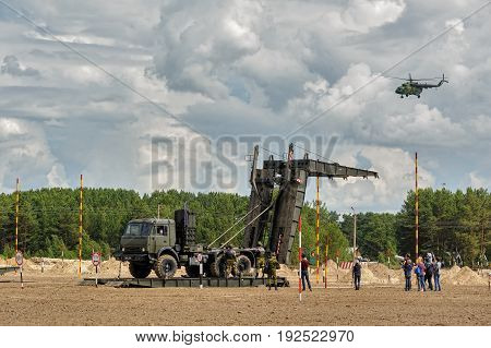 Army Games-2017. Safe Route Contest. Tyumen.russia
