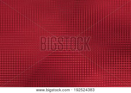 creative abstract red texture with light ribbons