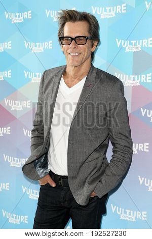 NEW YORK, NY - MAY 21: Actor Kevin Bacon attends the 'One Degree From Kevin Bacon' at Vulture Festival at The Standard High Line on May 21, 2017 in New York City.