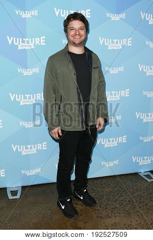 NEW YORK, NY - MAY 21: Actor Byron Balasco attends the 'Kingdom' panel during the 2017 Vulture Festival at Milk Studios on May 21, 2017 in New York City.