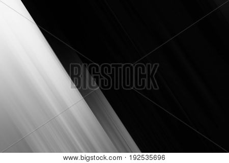 Diagonal black and white motion blur background hd