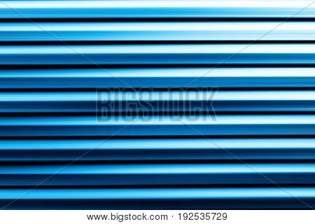Horizontal blue lines motion blur background hd