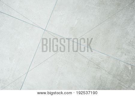 grey stone tile background concrete style stoneware