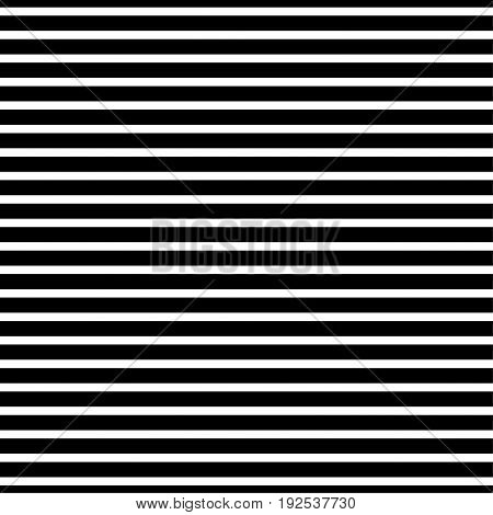 Abstract white striped pattern on black background