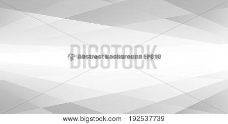 Gray abstract perspective on background with copy space