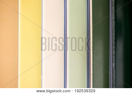 Colorful Ceramic Tiles - Variation Of Different Colored Tiles