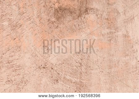 Abstract old pink concrete wall texture background.
