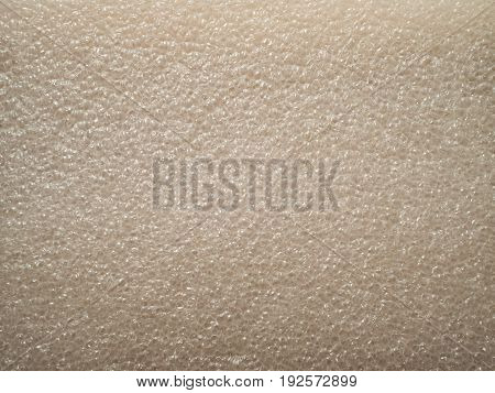 Close up plastic foam sheet texture for saving object. it can help to prevent object from bumping