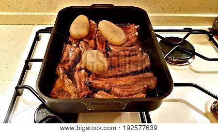 Delicious Pork Ribs