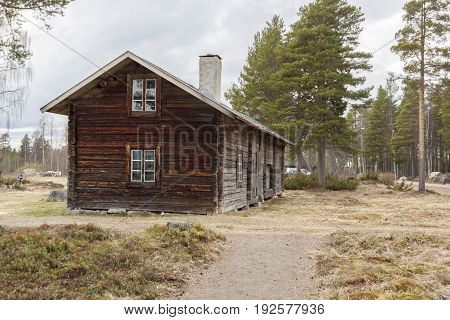 Halsingegard (Bortom aa) historic farm - Sweden Europe.