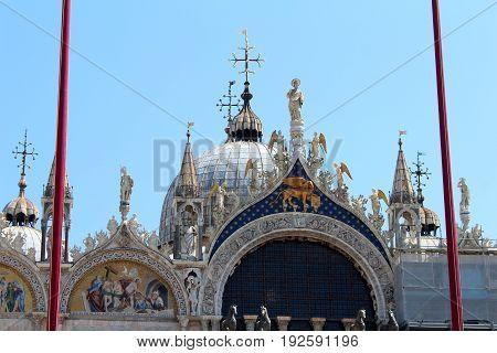 City View Of Venice, Italy