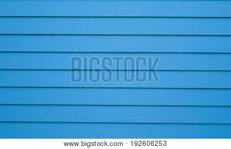 Light blue surface is wooden lumber house bright color. This image can be use for background and decoration interior concept.