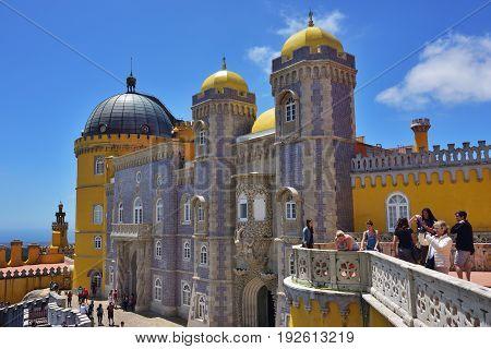 Pena National Palace, Portugal