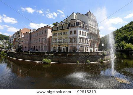 Karlovy Vary Landscape
