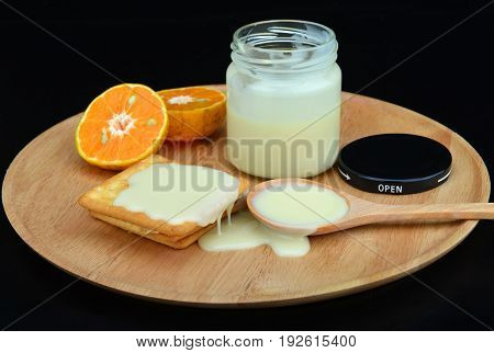 Sticky Of Sweet Milk