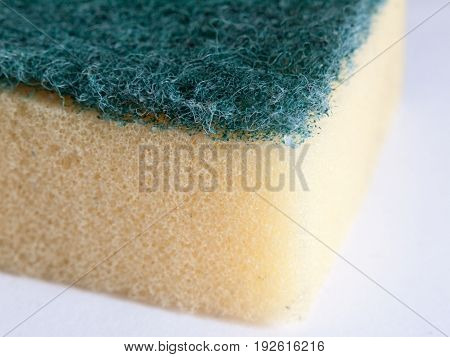 Scouring Pad Macro Close Up Detail Zoom