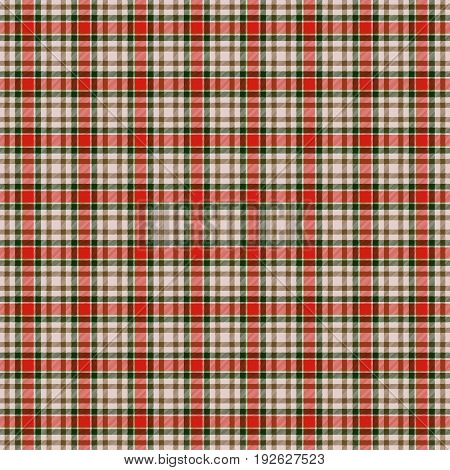 Clothing or tablecloth picnic traditional pattern design