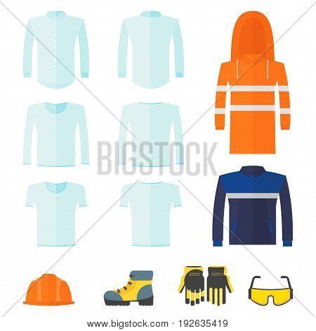 Set Of Work Wear
