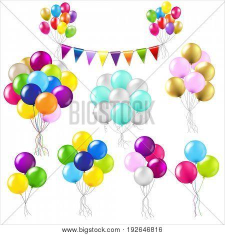 Balloons Set
