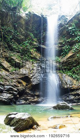 An adventure in trinidaad, avocat waterfall and hike